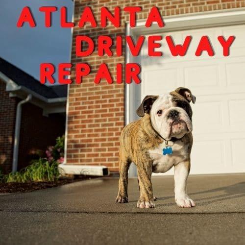 Atlanta Driveway Repair