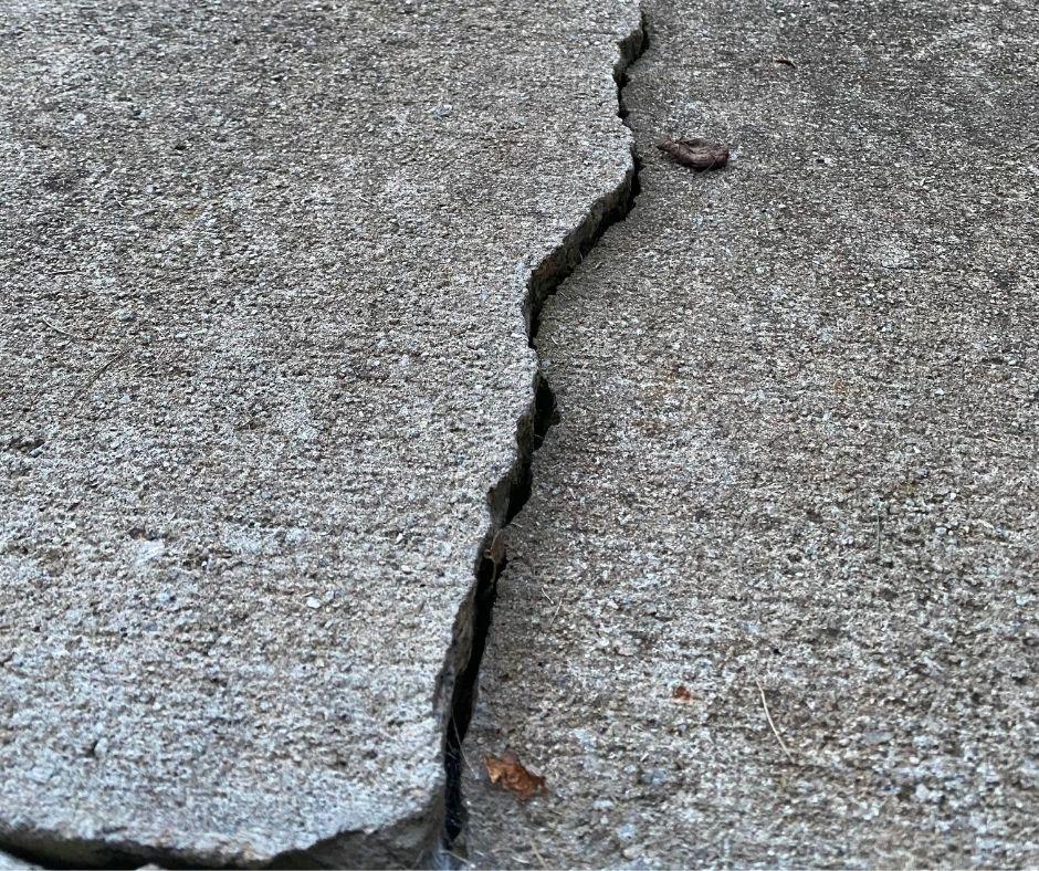 Driveway repair in Atlanta