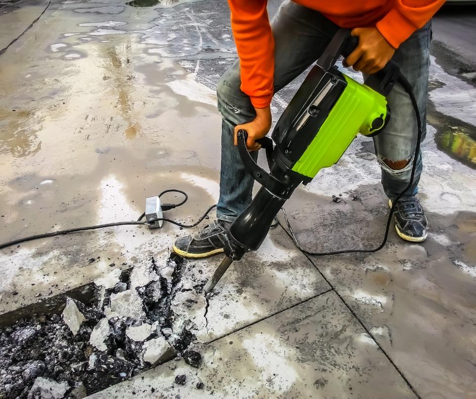Atlanta Driveway Repair Service