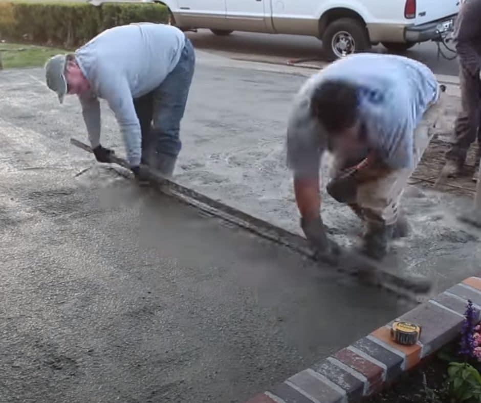 Concrete Contractor in Atlanta Georgia